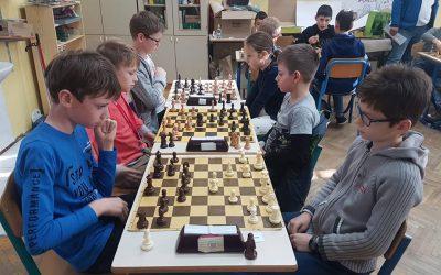 Obalno šahovsko posamično prvenstvo OŠ 2018/ 2019