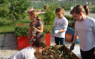 Prenova šolskega vrta