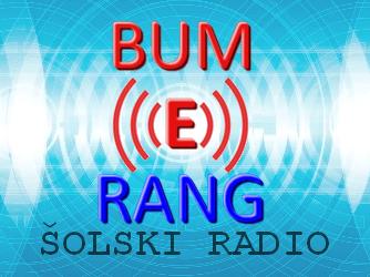 RADIO  BUM(E)RANG, 6. oddaja